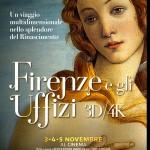 firenzeegliuffizi3d4k