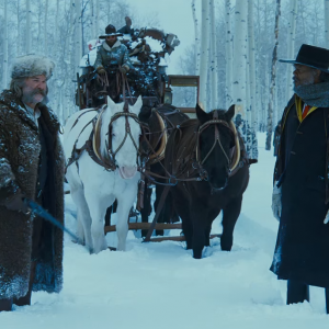 The Hateful Eight-Recensione