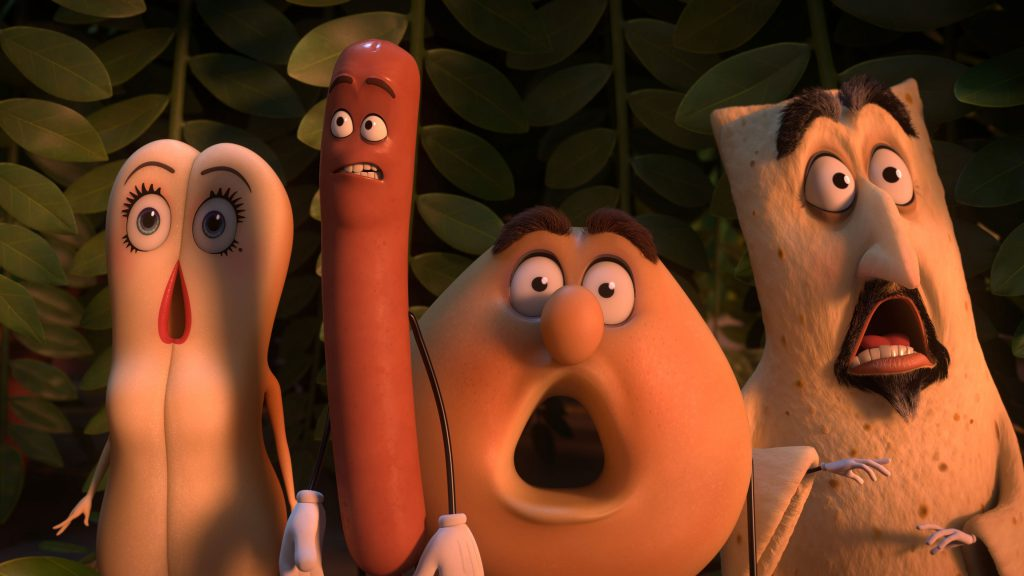 Sausage party: vita segreta di una salsiccia-Recensione
